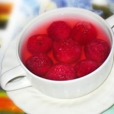 糖水浸杨梅的做法