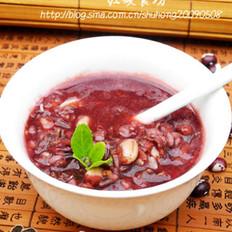 熊猫豆煲红米粥