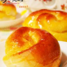 菠萝酱面包的做法