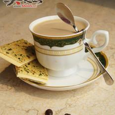 奶油咖啡的做法