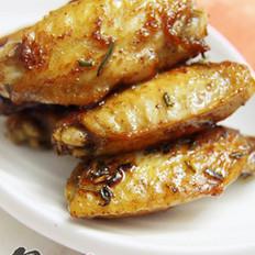 迷迭香鸡翅