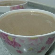 红枣薏米花生豆浆