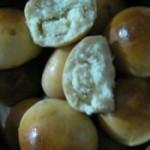 黄豆蓉小餐包