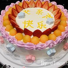 父親節的蛋糕的做法