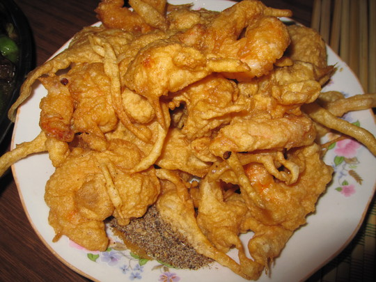 【鲁菜】油炸大虾的做法_家常【鲁菜】油炸大虾的做法