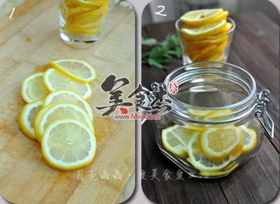 蜜渍柠檬的做法【步骤图】_菜谱_美食杰