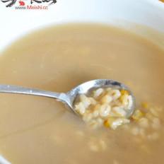 薏米绿豆稀饭的做法