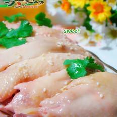 葱油鸡的做法