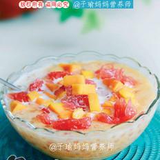 港式甜品杨枝甘露