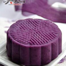 黑豆紫薯糕的做法