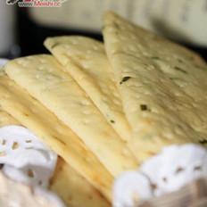 香蔥梳打餅的做法