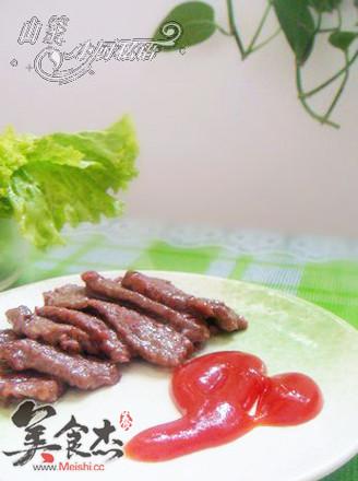 日式照烧牛肉的做法