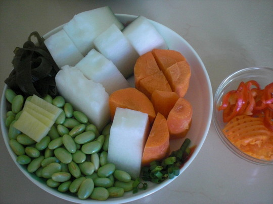 粉肠冬瓜海带汤的做法 家常 粉肠冬瓜海带汤的做法 粉肠冬...