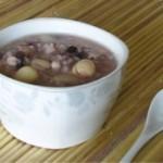 蓮子紅豆薏米粥的做法