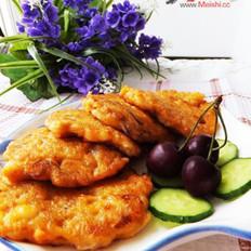 泡菜海鲜煎饼的做法