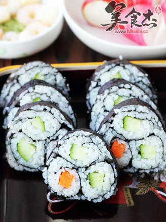 紫菜饭卷的做法