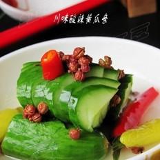 川味酸辣黄瓜条的做法