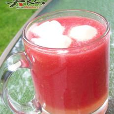 西瓜番茄汁的做法