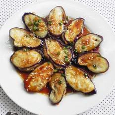 鲮鱼酿茄子