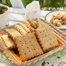薏仁姜汁燕麦饼干