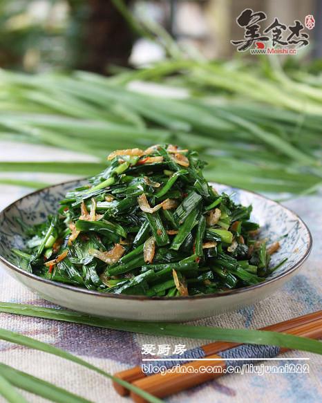 韭菜炒虾皮Sl.jpg