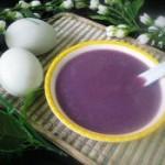 紫薯玉米浆