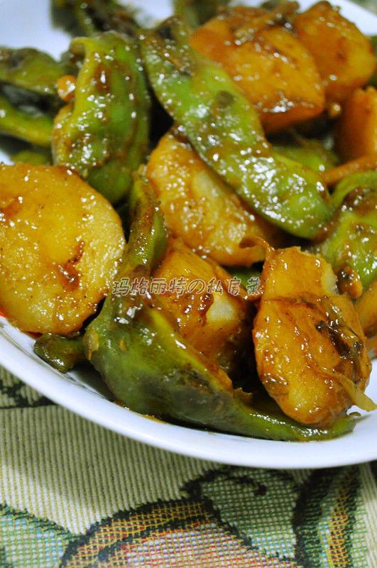 豆角家常做法烧土豆的素菜死的花盖蟹还能吃吗图片