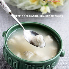 珍珠豆腐的做法