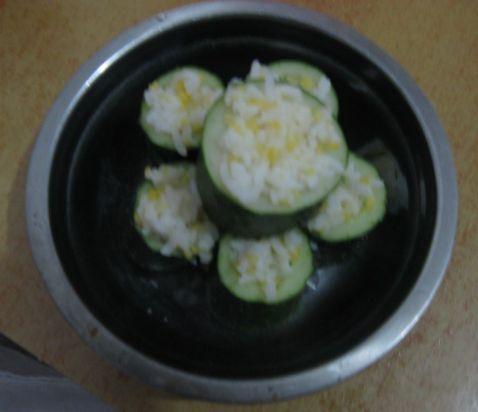 翡翠白玉寿司的做法_家常翡翠白玉寿司的做法