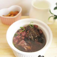 红小豆鲫鱼汤的做法