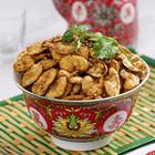 五香芝麻油酥蚕豆