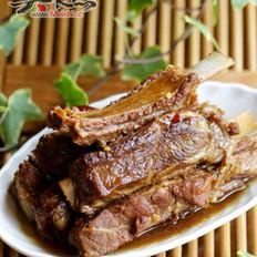 五香大肉排的做法