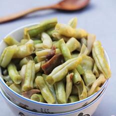 烧芸豆的做法