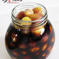 酱油泡樱桃小彩椒的做法