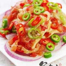 香草番茄烤鸡的做法
