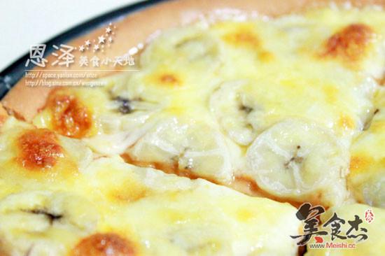 香蕉的热量高_香蕉披萨,香蕉披萨的家常做法 - 美食杰菜谱做法大全