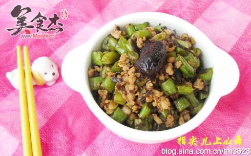 肉末橄榄菜四季豆EZ.jpg