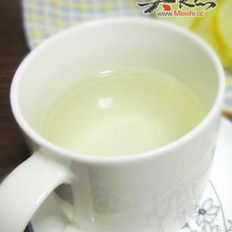 柠檬蜂蜜水的做法