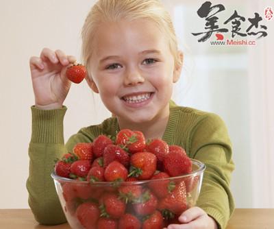 宝宝吃水果要讲究原则