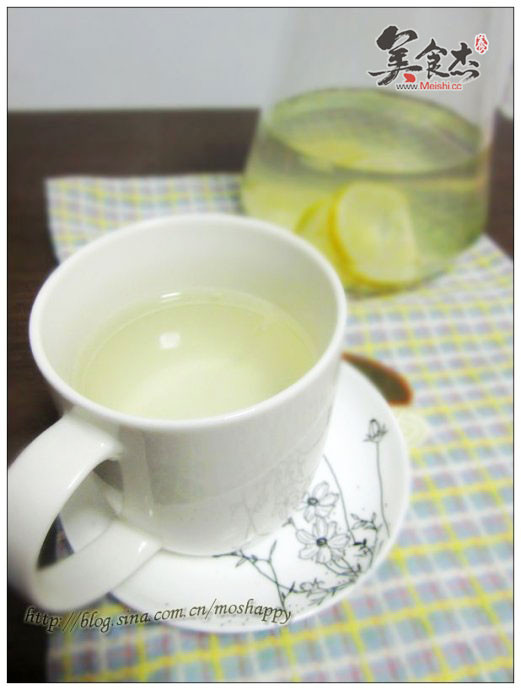 檸檬蜂蜜水的做法_家常檸檬蜂蜜水的做法【圖】檸檬 ...