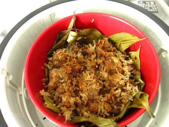 图片糯米糯米的做法_排骨家常五香五香的排骨盅食谱大全炖炖汤做法图片
