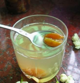 黄皮糖水的做法