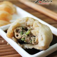 香菇茴香酱肉包的做法