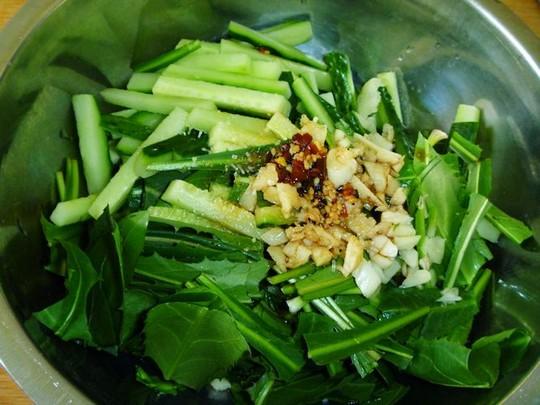【夏季小凉菜】蒲公英拌做法的黄瓜食品袋设计图片清真图片
