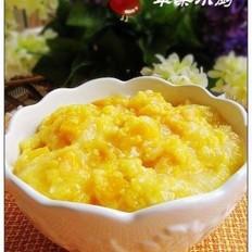 鲜玉米南瓜粥