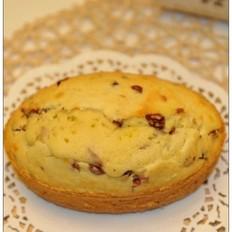 柠檬蔓越莓磅蛋糕的做法