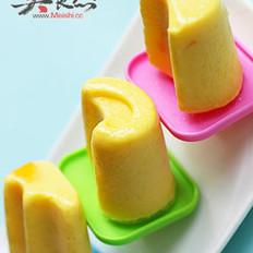 原味芒果冰棒的做法