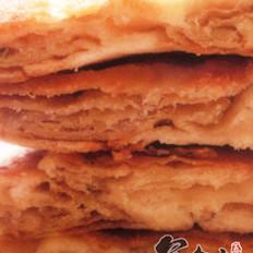 芝麻酱发面饼的做法