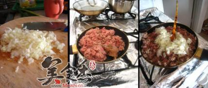 墨西哥牛肉卷的做法