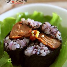 韩味金枪鱼紫苏寿司